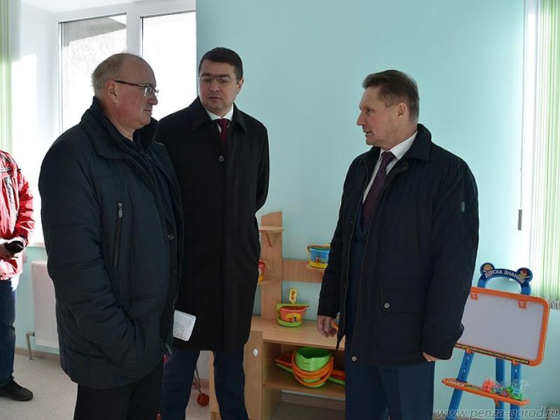Сноября впензенскомЖК «Новые Сады» начнет работу новый детский парк