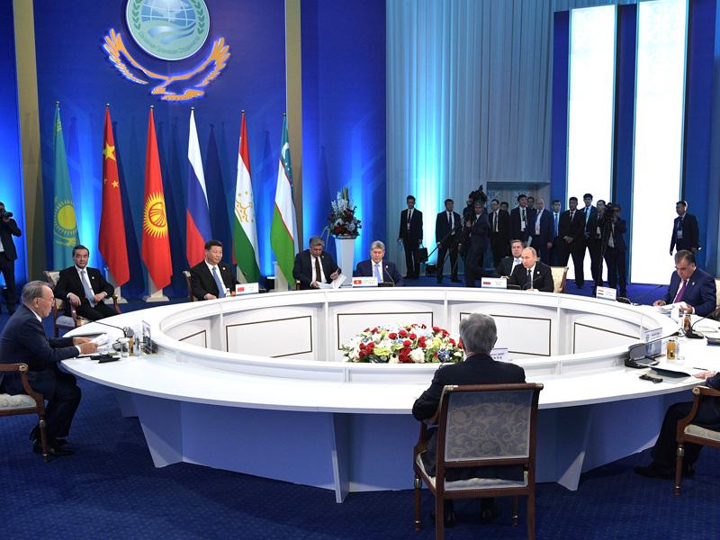 Назарбаев: Саммит ШОС вАстане начинает новейшую историю организации