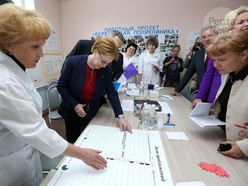 Работа регистратором в поликлиники пенз