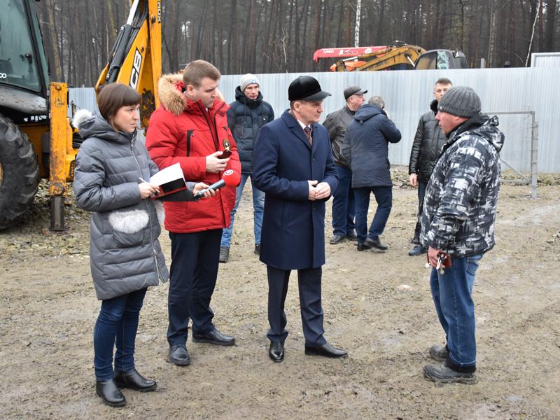 Впоселке Лесной Пензенской области открыли водопровод