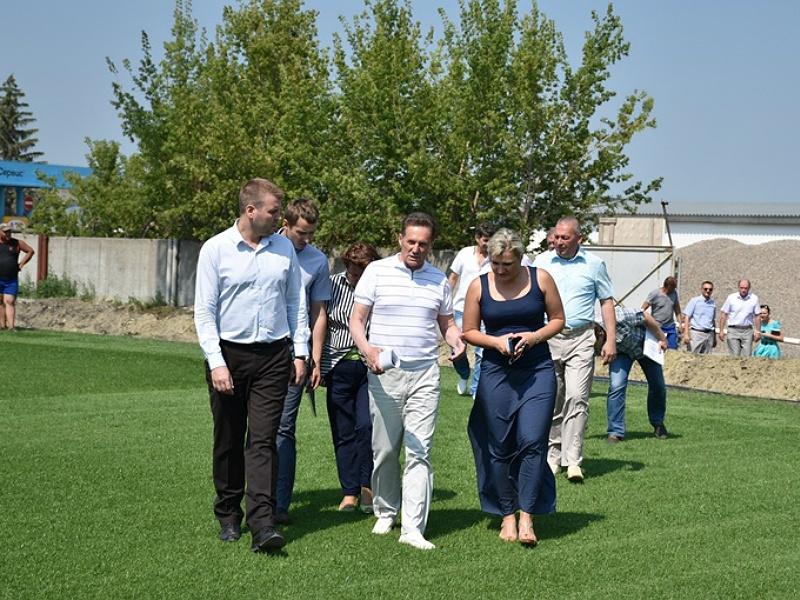 ВПензе настадионе «Зенит» перед ЧМ-2018 установят 98 камер
