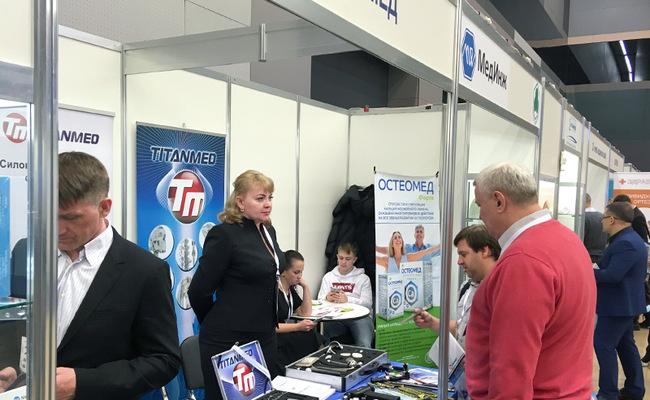 Пензенский «Биомед» участвует в съезде травматологов-ортопедов в Санкт-Петербурге