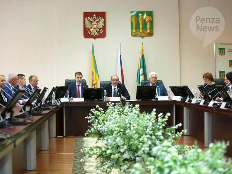 Гордума Пензы рассмотрит четыре кандидатуры на пост мэра