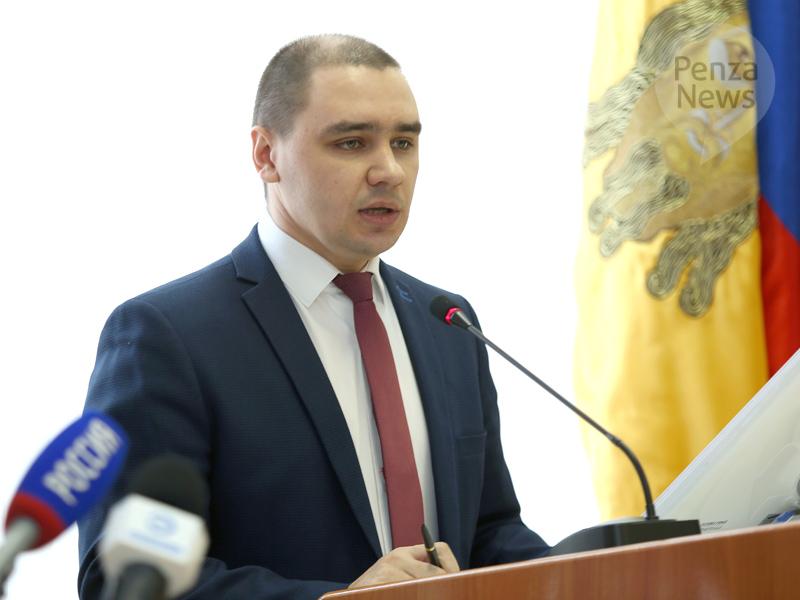 Денис Леонтьев рассказал, почему решил претендовать на пост мэра Пензы