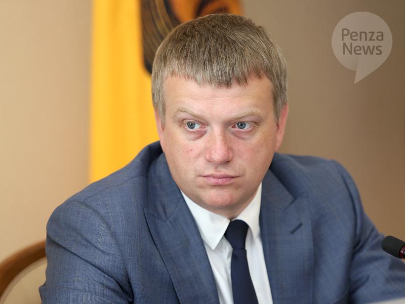 Андрей Лузгин пока не сформировал позицию по схеме управления Пензой