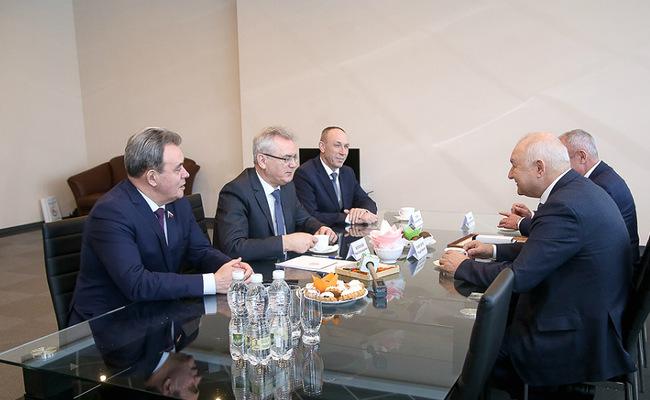 Пензу посетил глава комитета Госдумы по делам национальностей