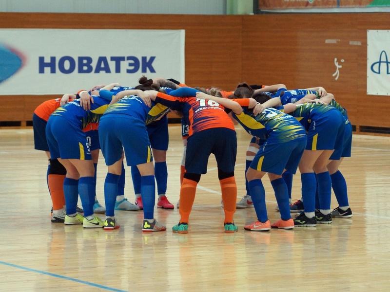 Пензенская «Лагуна-УОР» стала победителем регулярного чемпионата