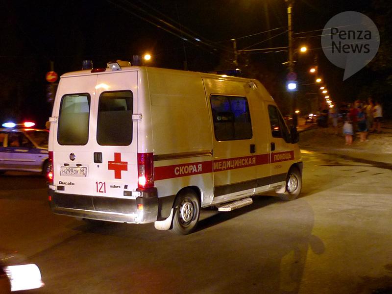 ВГородищенском районе столкнулись фура Scania и«Газель»