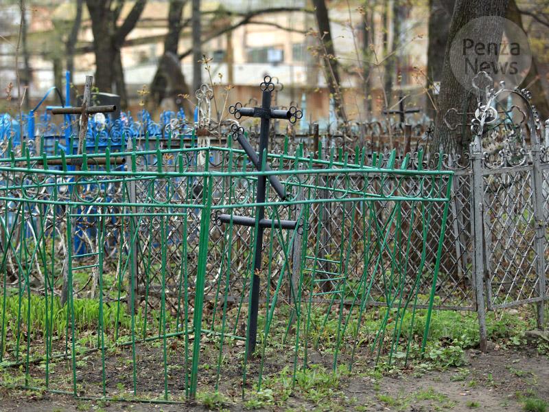В районе Восточного кладбища в Пензе намечено открыть магазин ритуальных товаров