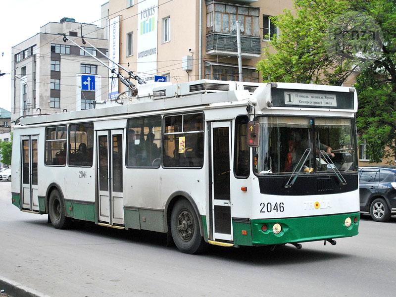Прорабатывается вопрос о передаче Пензенской области 100 московских троллейбусов