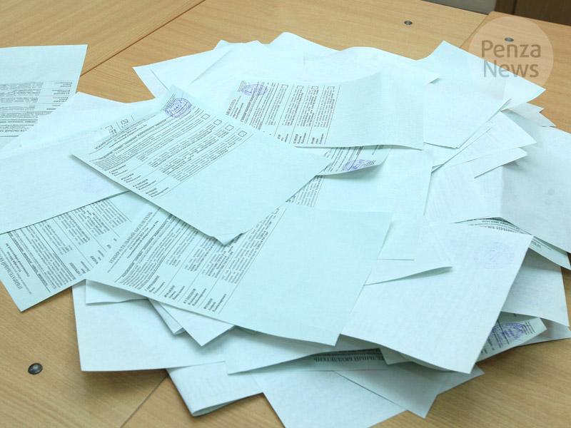 Избирком Пензы направил в суд заявление о частичной отмене итогов голосования в округе №7