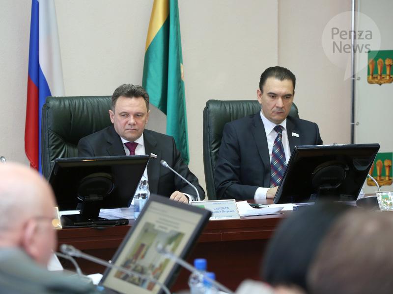 Руководитель города Пензы прокомментировал новость, связанную сзадержанием его заместителя