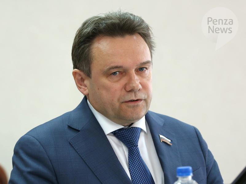 Мэр Пензы оставляет собственный пост «попредложению» губернатора Белозерцева