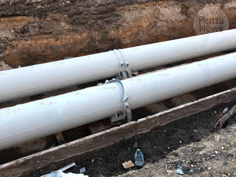 Граждане  поселка Лесной пару лет  хлопотали остроительстве нового водопровода