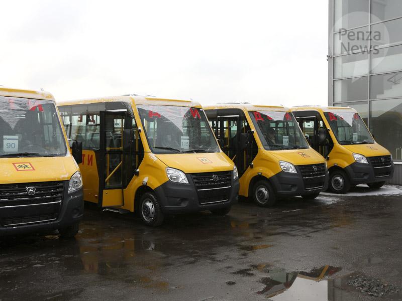 ВПензенской области реализуется проект «Познавательный автобус»