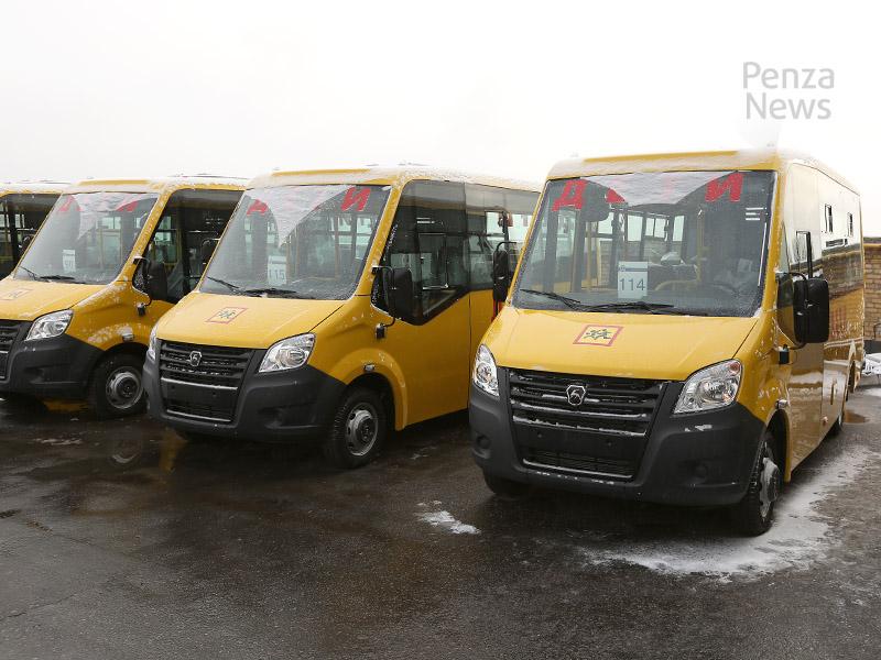ВПензенской области автобусы выпускал врейс босс школы