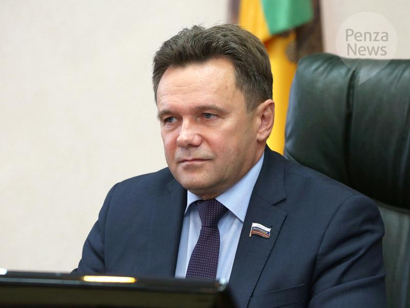 Мэр и руководитель Пензы отчитались одоходах