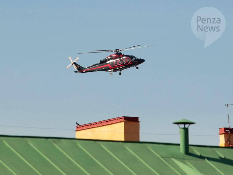 Экипаж рухнувшего вЛенобласти вертолёта неподавал заявку навылет