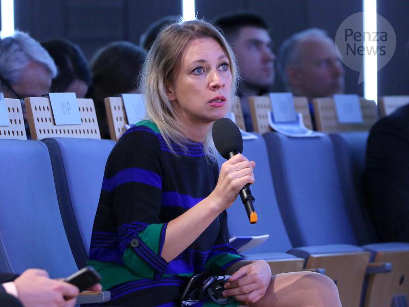 Захарова проинформировала о попытке срыва Конгресса сирийского нацдиалога вСочи