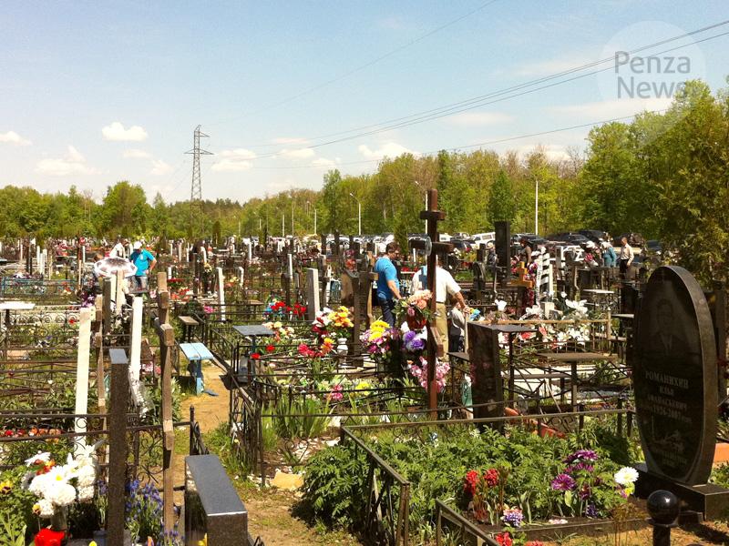 ВПензе наНовозападном кладбище погибла 61-летняя женщина