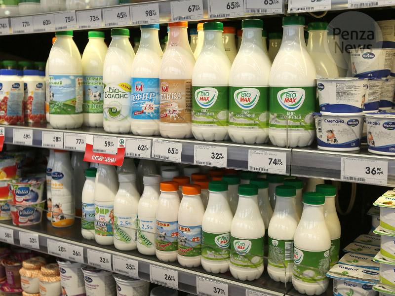 Доля несоответствующей нормам молочной продукции вЮгре увеличилась, сообщили вРоспотребнадзоре