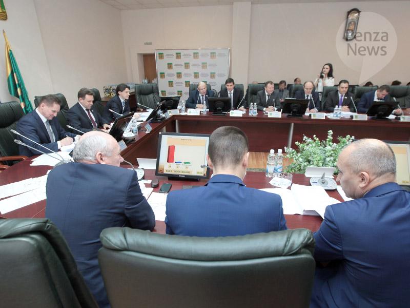 Депутаты пензенской городской думы фото