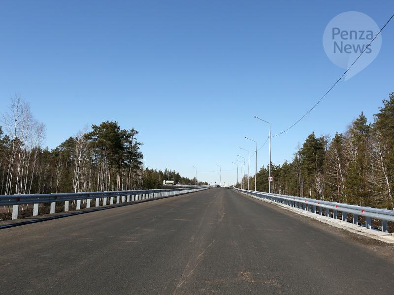 Водителям фургонов рекомендуют объезжать залитую пензенскую дорогу через Сызрань