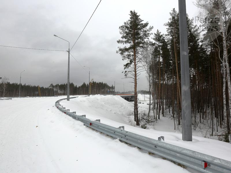Груженая «ГАЗель» увязла напензенской дороге