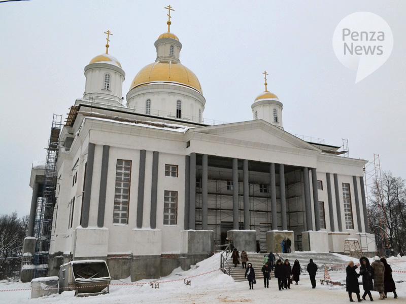 Пензенский губернатор предложил проложить лестницу кСпасскому собору через улицу Кирова
