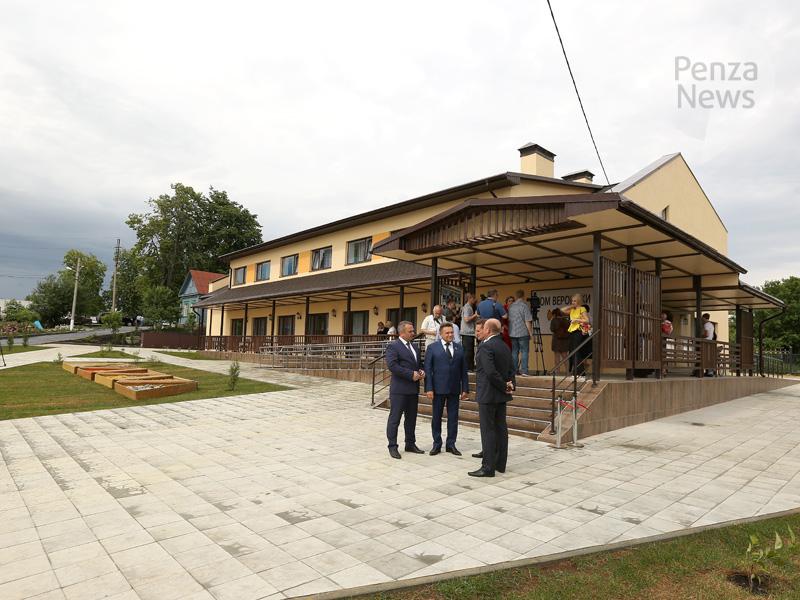 Дом престарелых пенза область дом престарелых в старошайговском