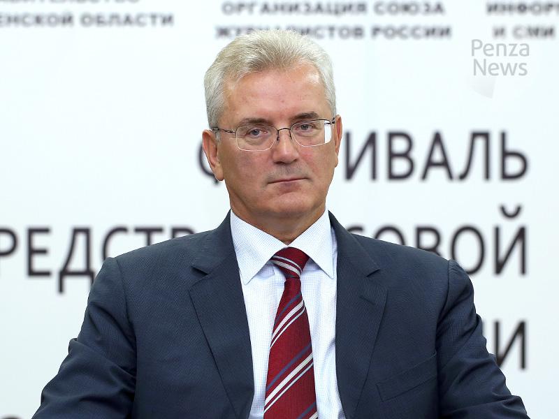 Пензенский губернатор вошел втоп-20 самых цитируемых губернаторов Российской Федерации