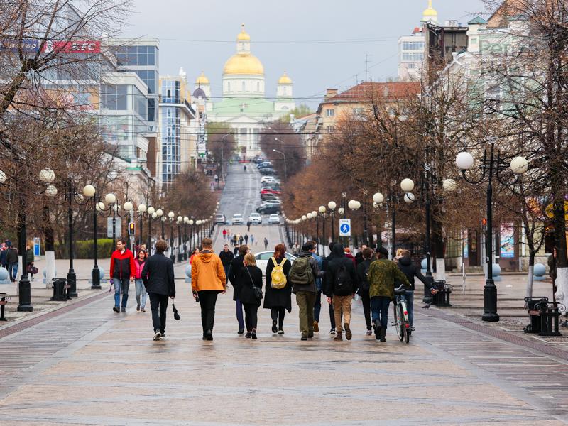 Контракт на 265 млн. рублей на капремонт верхней части улицы Московской заключен с «Автодорогой»