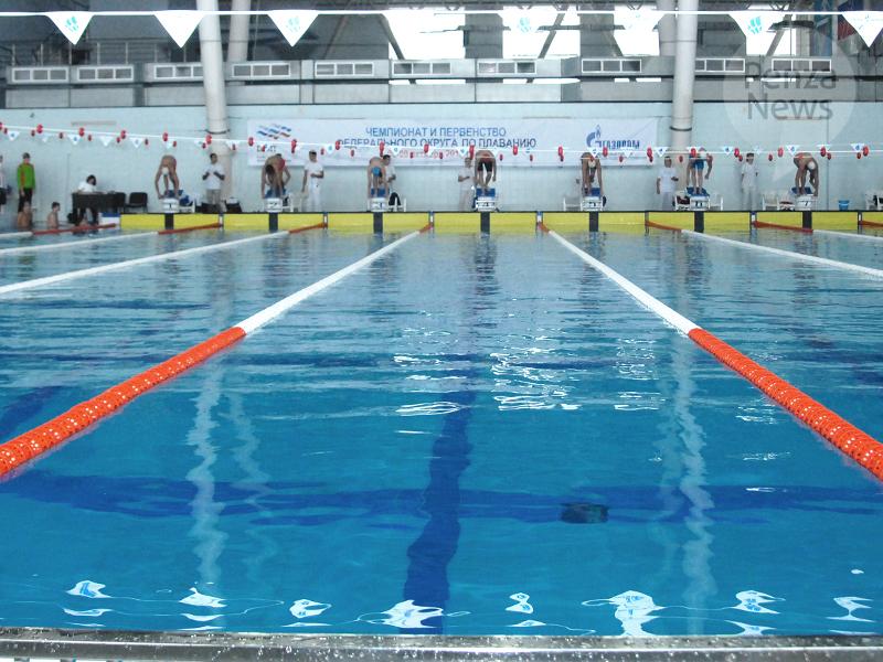 ВПензе состоится Чемпионат ипервенство Приволжского федерального округа поплаванию