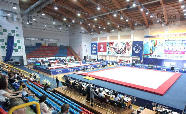 12 гимнастов представят Пензенскую область на домашнем первенстве России
