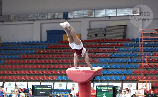 Трое пензенских гимнастов выступят на Кубке России в Екатеринбурге