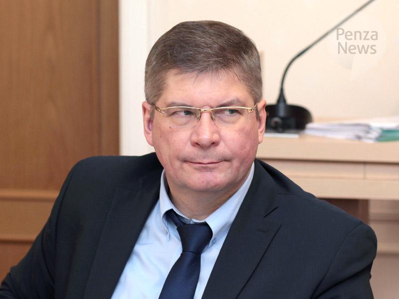 Валерий Савин покинет пост пензенского вице-губернатора