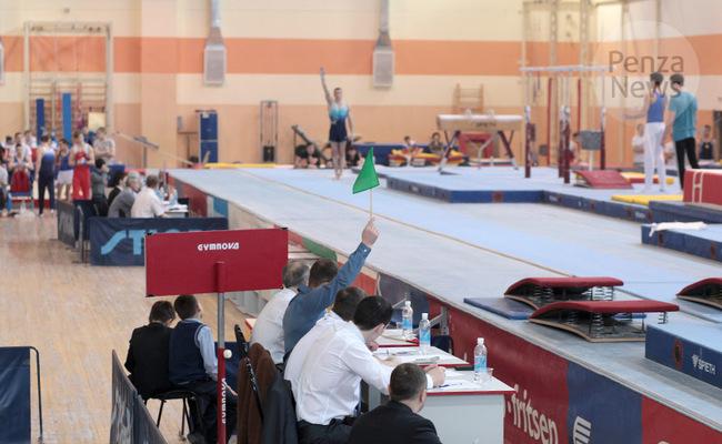 Пенза примет чемпионат ПФО по спортивной гимнастике