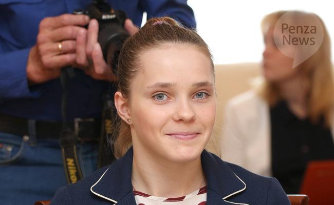 Пензенская гимнастка Наталья Капитонова завоевала золото чемпионата ПФО