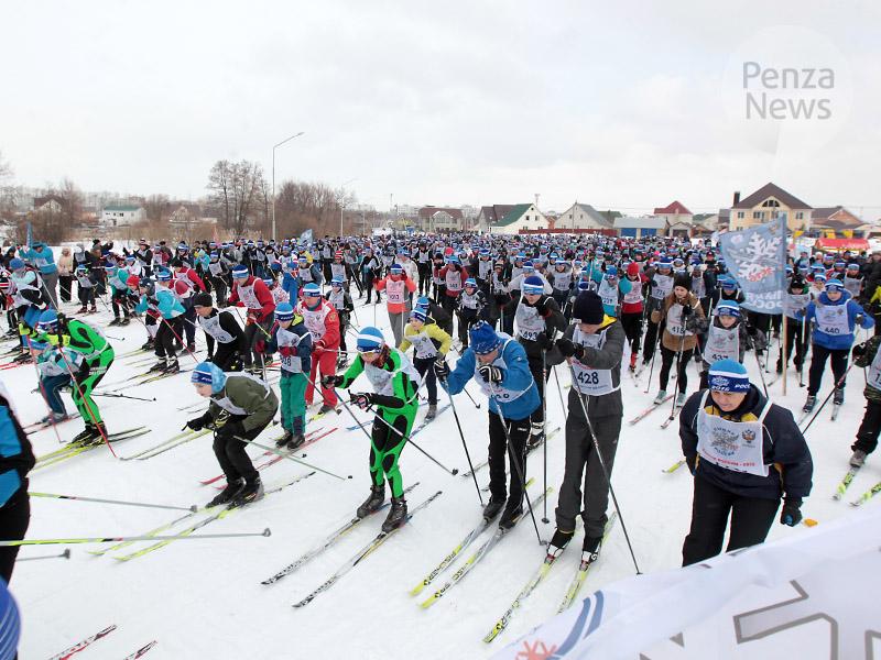 «Лыжня России» пройдет вИркутске 10февраля