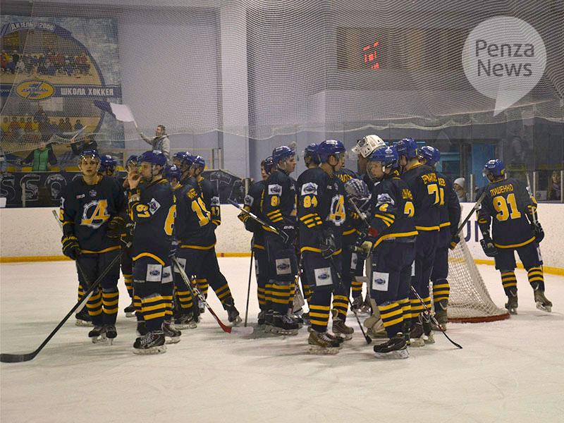 Хоккеисты «Прогресса» выиграли предсезонный турнир памяти Молчанова