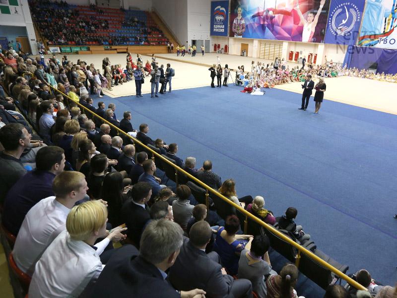 ВПензе олимпийский бал пройдет в«Буртасах»
